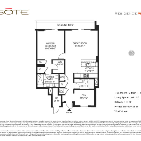 PH 02 Floor Plan