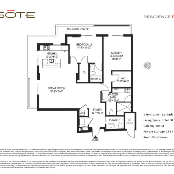 PH 03 Floor Plan