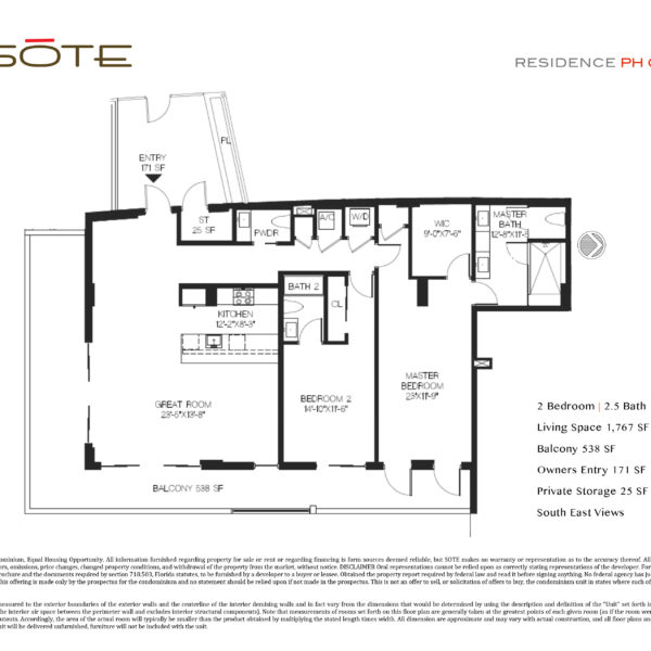 PH 04 Floor Plan