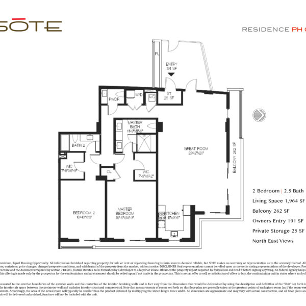 PH 05 Floor Plan